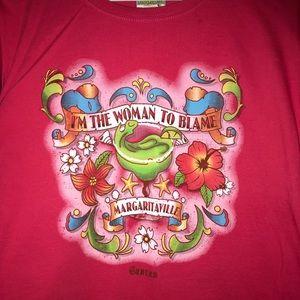 Margaritaville Long Sleeve Women's Tshirt